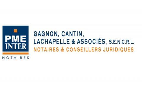 Gagnon, Cantin, Lachapelle & Associés - Notaires