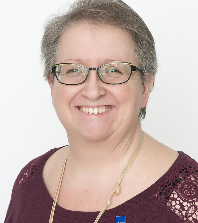 Dianne Jeannotte Présidente