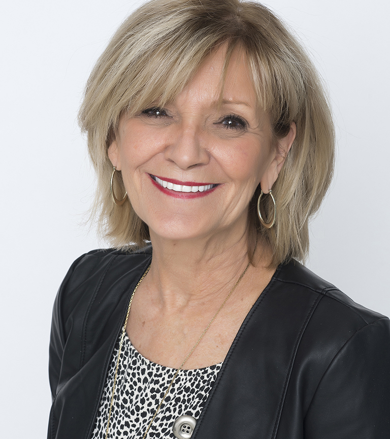 Ginette Gauthier Agente à l'accueil et aux services à la clientèle