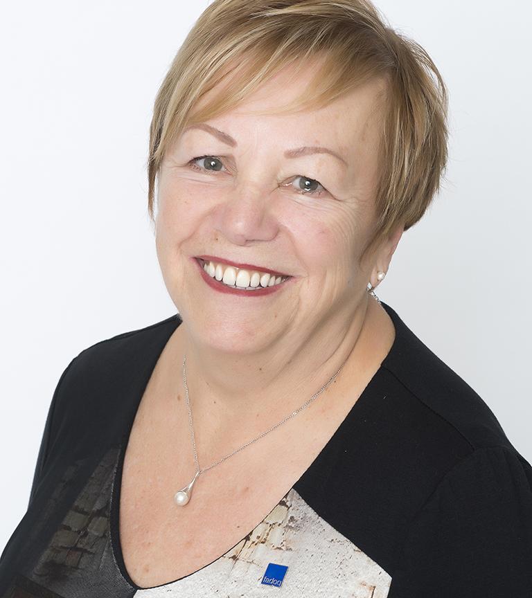 Louise de Vaudreuil Administratrice