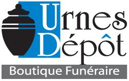 Urnes Dépôt - Boutique funéraire