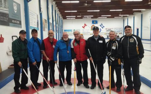 Tournoi de Curling FADOQ 2017