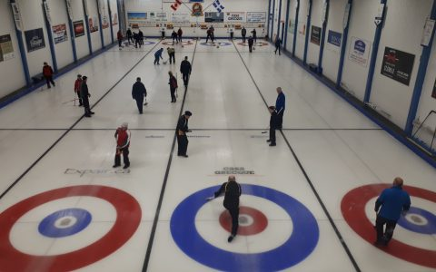 Tournoi de Curling FADOQ 2020