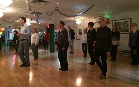 Cours de danse en ligne - Session Automne