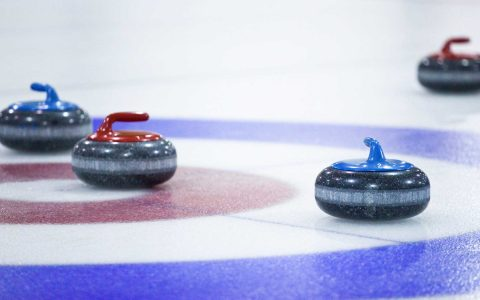 Initiation au curling
