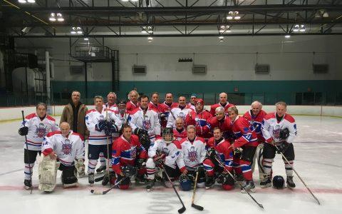 ANNULÉE - Ligue de hockey sur glace Les Têtes Grises - Saison 2020 / 2021