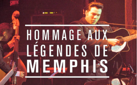 Hommage aux légendes de Memphis