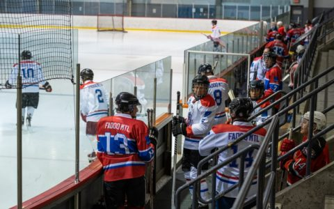 Ligue de hockey sur glace Les Têtes Grises - Saison 2021 / 2022