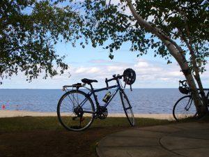 Lac-Saint-Jean à vélo