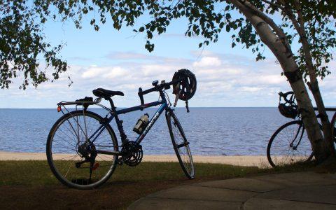 Tour du Lac-Saint-Jean à vélo