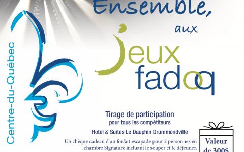Jeux régionaux FADOQ-CQ 2020 - ANNULÉ