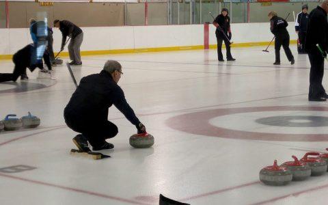 Tournoi de Curling FADOQ des Laurentides - Jeux d'hiver 50+