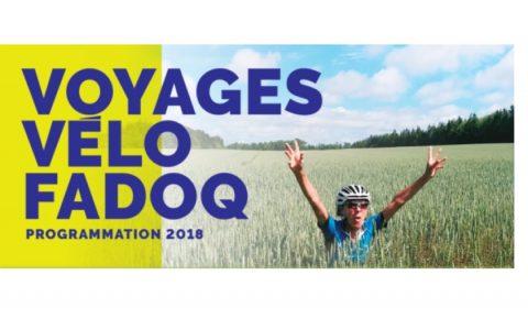 Voyages vélo FADOQ