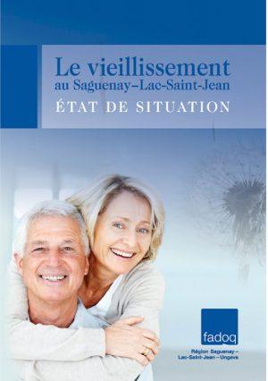 Le vieillissement au Saguenay-Lac-Saint-Jean
