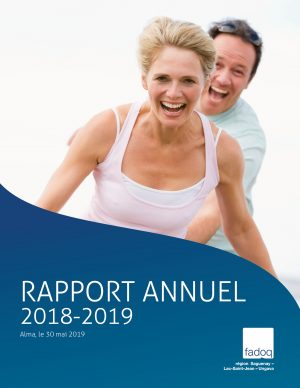 Rapport annuel 2018-2018
