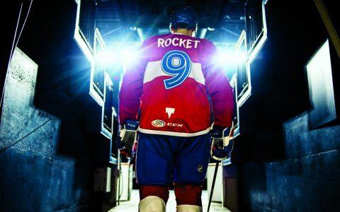Venez voir le Rocket de Laval en famille