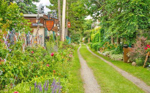 Rendez-vous des marcheurs: Montréal vert, ruelles vertes de Rosemont - Complet