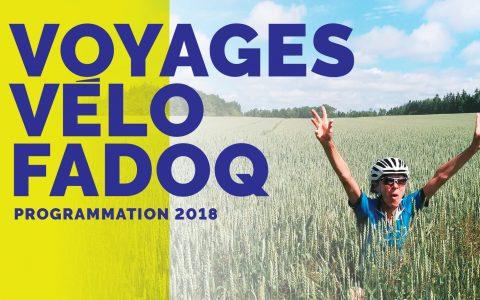 Voyages à vélo FADOQ
