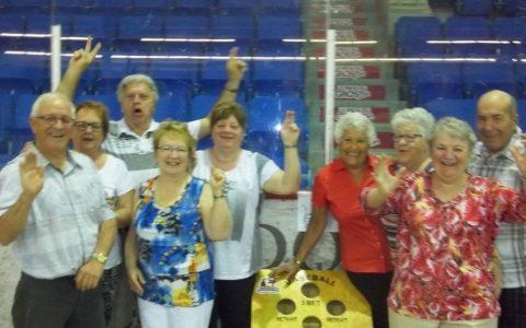 Les Jeux FADOQ Mauricie rassemblent annuellement des compétiteurs venus des quatre...