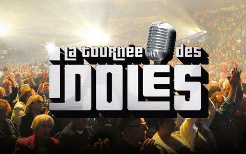 La tournée des Idoles