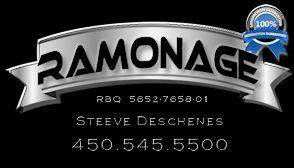 Ramonage Steeve Deschesnes / Saint-Jacques-le-Mineur