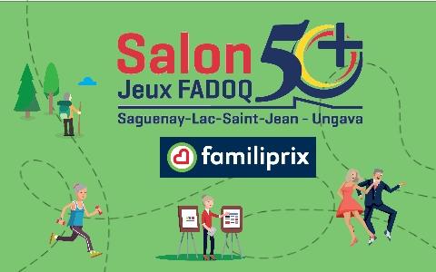 Le Salon 50+ et les Jeux FADOQ 2018 : Vivre mieux, vivre heureux