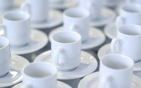 Café-céramique de la Saint-Patrick