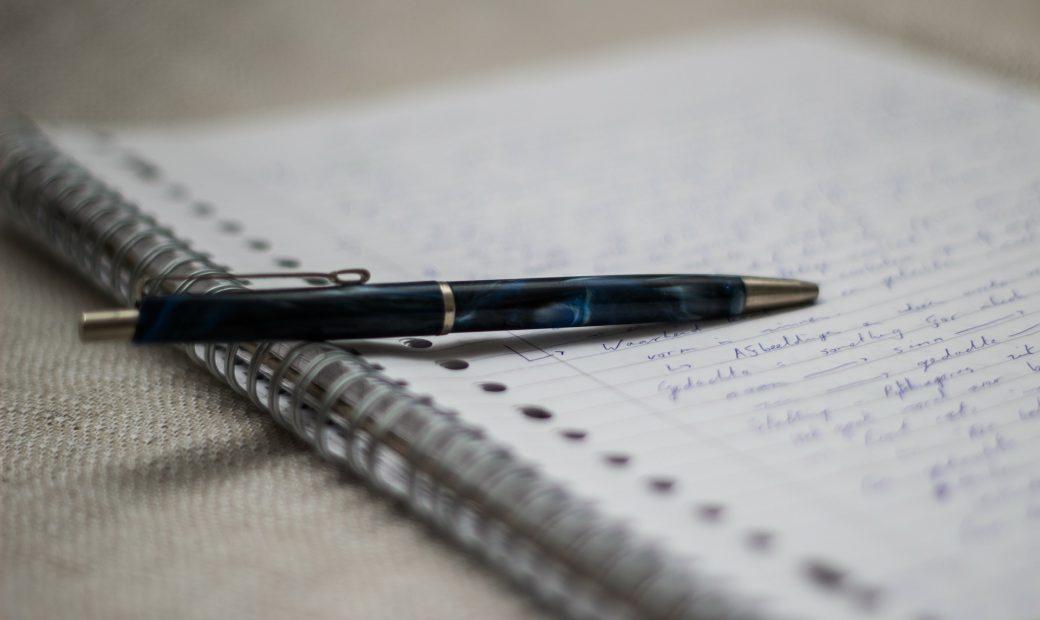 Atelier d'initiation à l'écriture