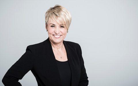 Sylvie Bernier, ambassadrice des saines habitudes de vie