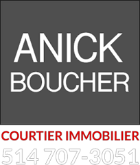 Anick Boucher, Courtier immobilier