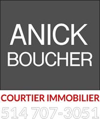 Anick Boucher, Courtier immobilier