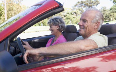 Le plaisir de conduire à tout âge!