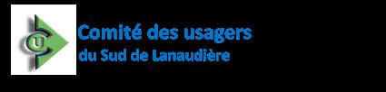 Logo Comité des usagers