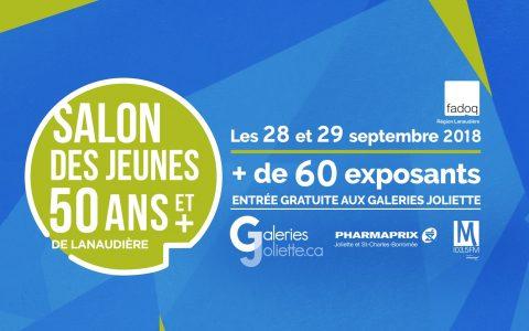 Le Salon des jeunes 50 ans et + de Lanaudière : une 5e édition qui promet!
