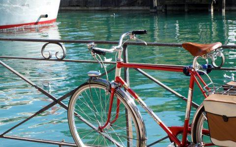 Vélo-bateau Danube