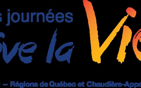 Journée Vive la vie - Secteur Lévis-Chutes-Chaudière