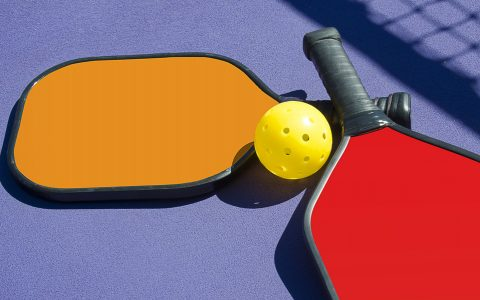 Initiation au pickleball