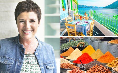 Experte nutritionniste, épicurienne et amoureuse des voyages, des découvertes et d...