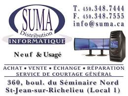 Suma Distribution / Saint-Jean-sur-Richelieu