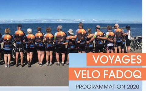 Voyages-vélo FADOQ 2020