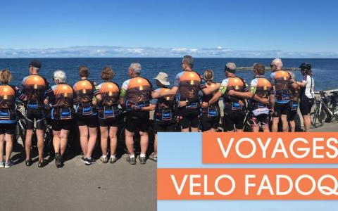 Voyage vélo FADOQ 2020 - Rencontre d'information