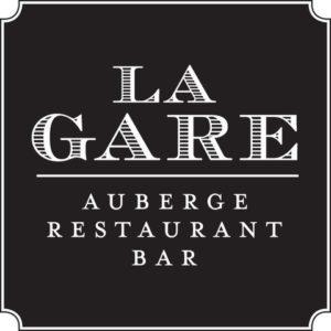 La Gare auberge, restaurant et bar