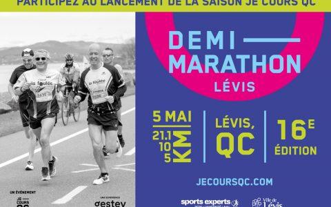 Demi Marathon Lévis