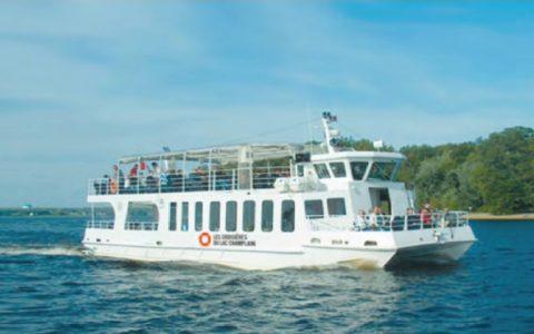 Souper croisière sur le lac Champlain COMPLET