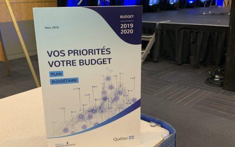 Premier budget Girard : le Réseau FADOQ a été entendu