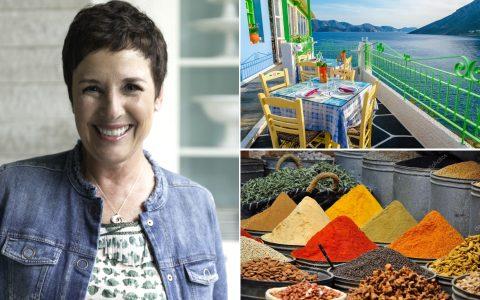 Conférence «Voyage gourmand» par Hélène Laurendeau