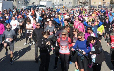 Jeux FADOQ - Région Laval : Course à pied 3 km, 5 km, 10 km