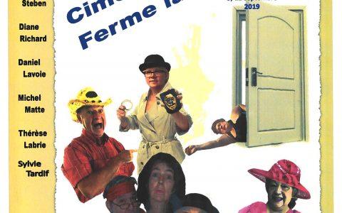 Théâtre d'été à Chambly