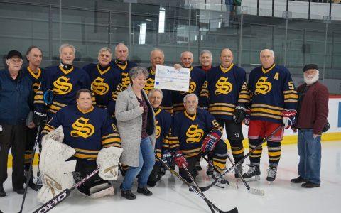 La 8e édition de la Coupe du Québec 50+ de Hockey amateur FADOQ s'est déroulée du ...