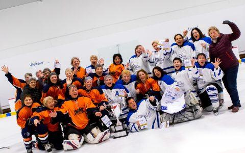 Tournoi compétitif de hockey amateur